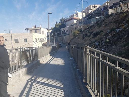 גשר הולכי רגל סילואן